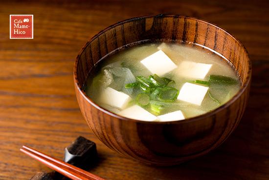 「食べよ、味噌汁 冬」井川啓央 @ マメヒコ宇田川町店